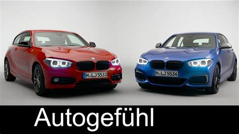 Bmw Serie 1 M Sport Shadow Line by Bmw 1 Series Facelift 1er Preview Revised Interior