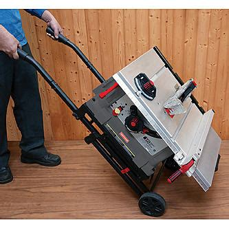 portable saw bench craftsman 10 quot portable table saw