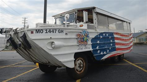 duck boats for sale arkansas duck boats have a fatal flaw flagged by ntsb after 1999