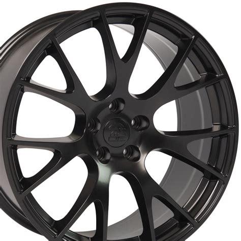 dodge ram rims canada 22x10 satin black dodge hellcat style wheels set of 4 22