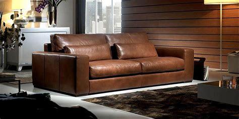 divano cuoio divano in pelle divano in tessuto modello italo