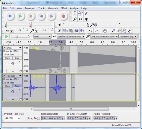 design of editor in system programming jumpstart your recording career for free with audacity