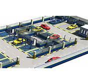 Car Workshop Design Maintenance Station Manufacturer From