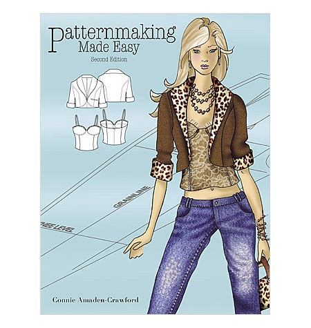 Patternmaking Made Easy | 12 best images about pattern books i really think should