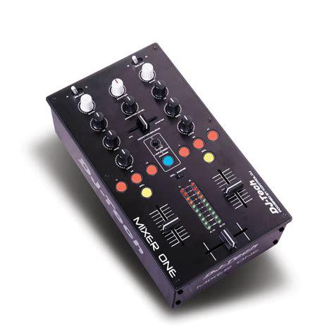 console dj tech mixer one dj tech mixer one audiofanzine