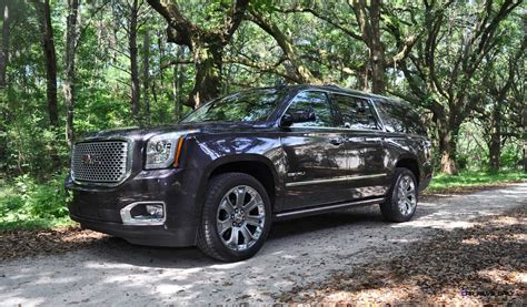 gmc yukon denali review 2015 gmc yukon denali xl review