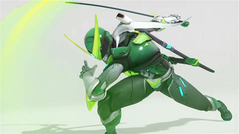 overwatch genji skin wallpapers high quality