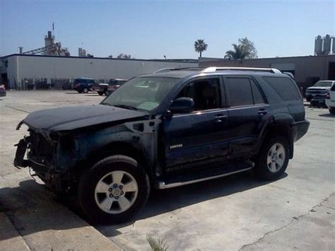 how to sell used cars 2004 toyota 4runner electronic toll collection sell used 2004 toyota 4runner limited in irvine