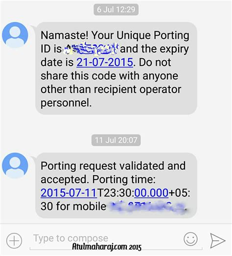 mobile number portability procedure national mobile number portability procedure to be