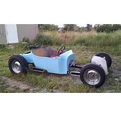 Track T 1923 Bucket Project 4 Cyl 5 Speed Hot Rod  The