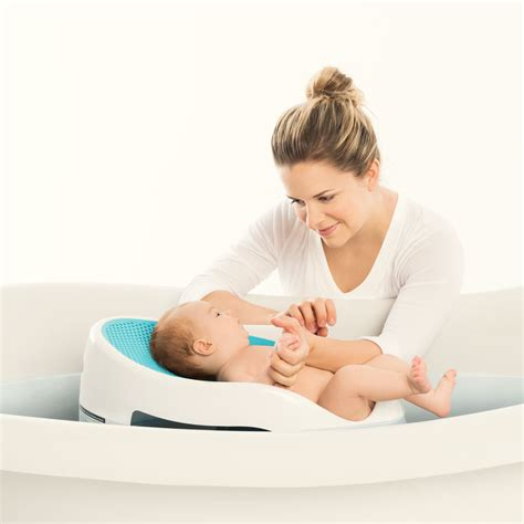 baby bathtub support angelcare soft touch bath support aqua ebay