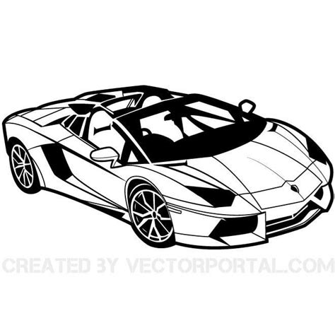 sports car black and white 123 best ideas about vehicles free vectors on