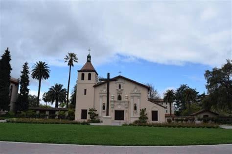 Santa Clara Mba Not Worth by Entrance To The Garden Picture Of Mission Santa Clara