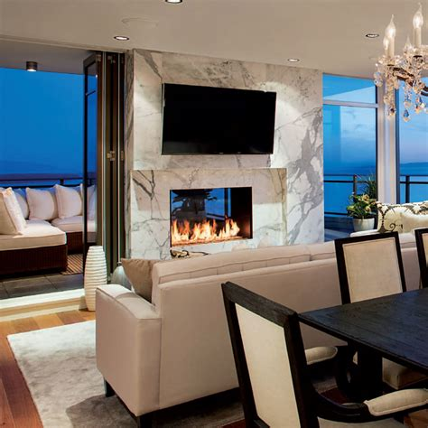 indoor outdoor see through fireplace stunning indoor gas fireplaces contemporary decoration
