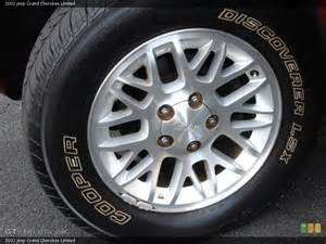 2002 jeep grand limited wheel and tire photo