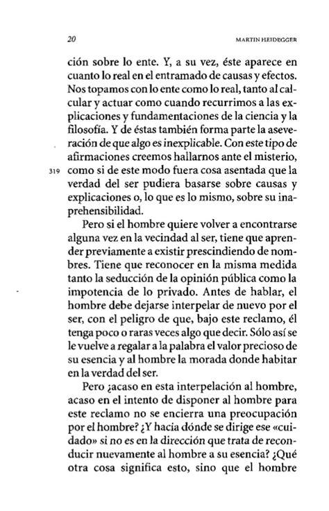 carta sobre el humanismo 8420678759 carta sobre el humanismo de heiddeger