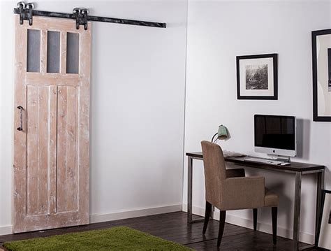 Interior Glass Barn Doors Barn Door Hardware For Glass Door Contemporar Vanityset Info