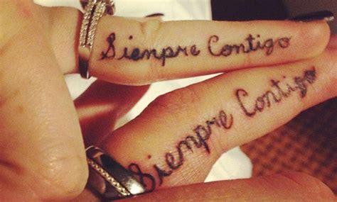 imagenes tatuajes para novios tatuajes de frases para parejas deja plasmado tu amor en