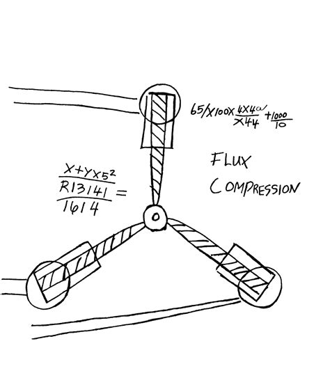 flux capacitor drawing amfx creations