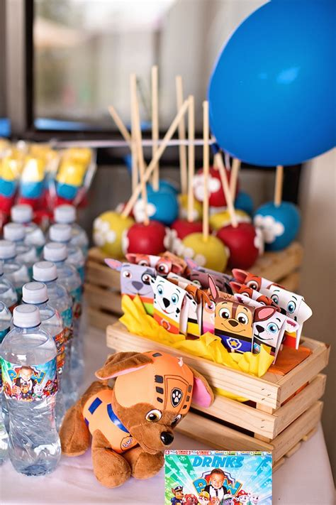karas party ideas paw patrol puppy party karas party ideas