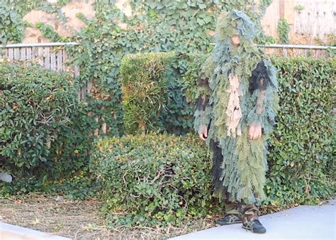 Kamuflase Skirmish Camo Jaring Ghilie Suit airsoft gi tactical crusader ghillie suit popular airsoft