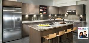 Property Brothers Kitchen Cabinets by Cabinets R Us Showroom Burnaby Design Merit Kitchen