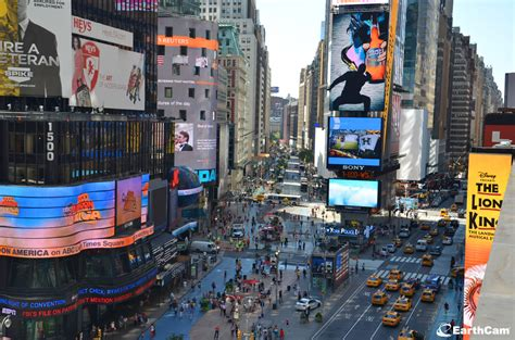 times square live times square earthcam earthcam network html