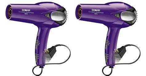 Hair Dryer My Smart Price conair watt cord keeper hair dryer purple 26 50
