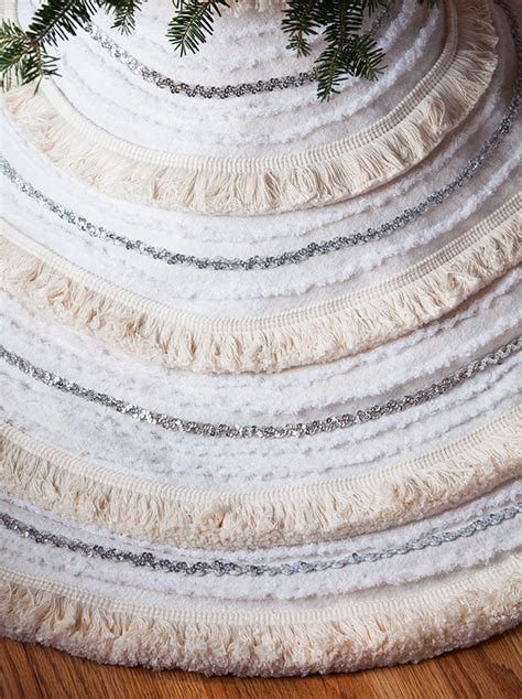 diy moroccan wedding blanket tree skirt design sponge