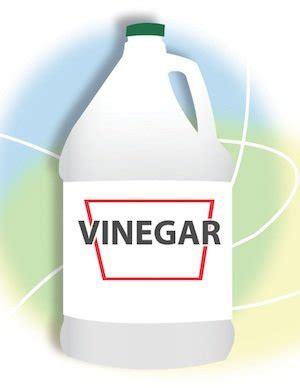 white vinegar on microfiber home cleaning bob vila