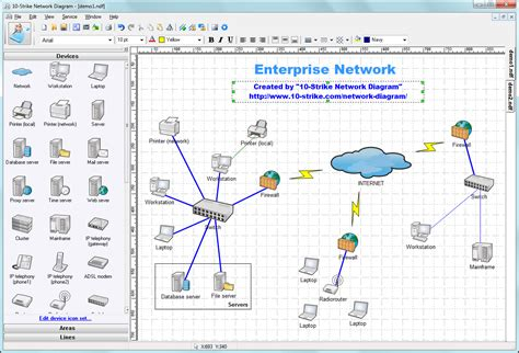 network layout freeware 10 strike network diagram free download and reviews