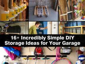 Diy Storage Ideas Diy Garden Tool Storage Ideas Images