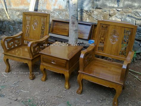 Kursi Teras Jati Jepara 2 kursi teras hongkong ukiran killin kayu jati jepara ud lumintu gallery furniture