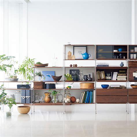 Kitchen Storage Idea compact life muji