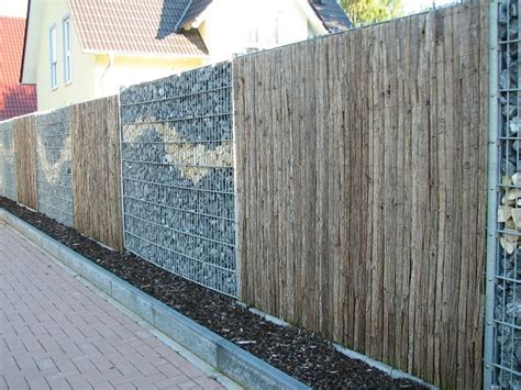 Mein Garten Und Ich 4991 by Baumrindenmatte 100 Cm Hoch X 300 Cm Lang Sichtschutz