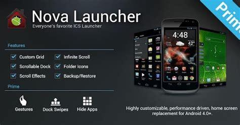 theme nova launcher prime apk download nova launcher prime v5 0 beta 9 full apk tempat