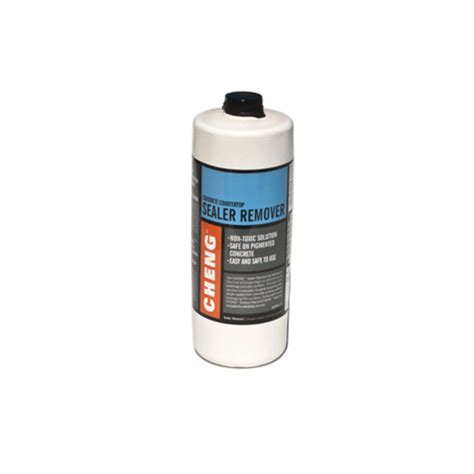 Sealer For Concrete Countertop by Concrete Countertop Sealer Remover Cheng Concrete Exchange