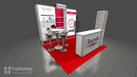 booth design canada 10 x 10 booth design exposystems canada exhibits and