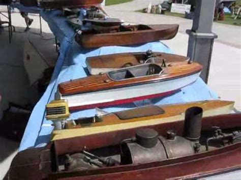 model boats vintage rosseau classic cruise 09 vintage model boats part 1