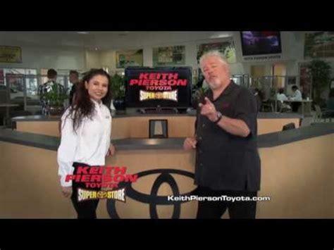 Keith Pierson Toyota Customer Testimonial March 2013 Keith Pierson Toyota