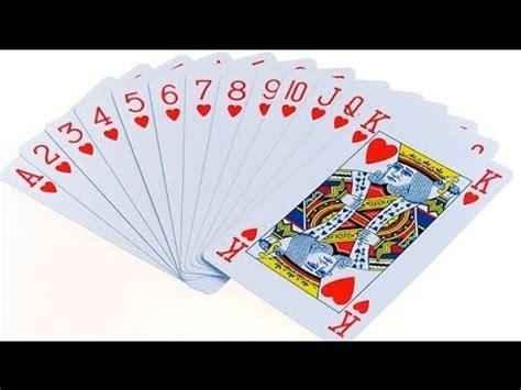 world memory champion demonstrates   memorise  pack  cards youtube