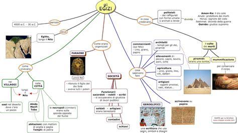ricerca da mappe per la scuola gli egizi