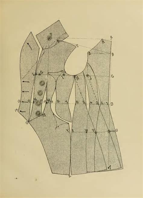 pattern cutter superlative system of cutting ladies garments 1897