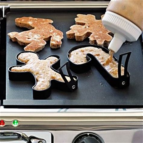christmas pancake molds recipes pinterest