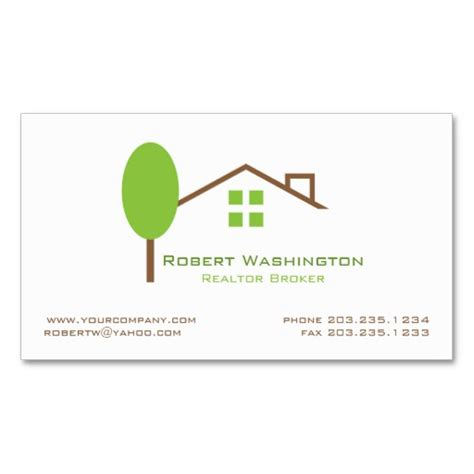 real estate business cards quotes quotesgram