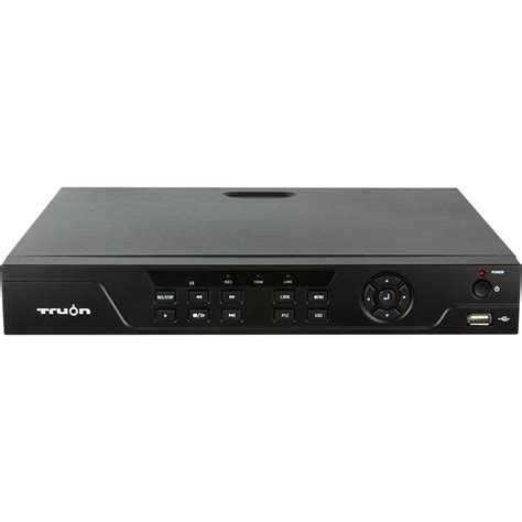 ip recording truon 8 ch nvr network recorder for 8 ip cameras