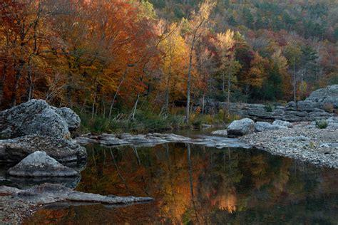 Light Rays Ozark Light By Randy Wilson Autumn In Arkansas In The