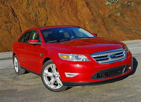 2010 ford sho the sleeper has awakened auto design tech 2010 ford taurus sho it s back and better than ever