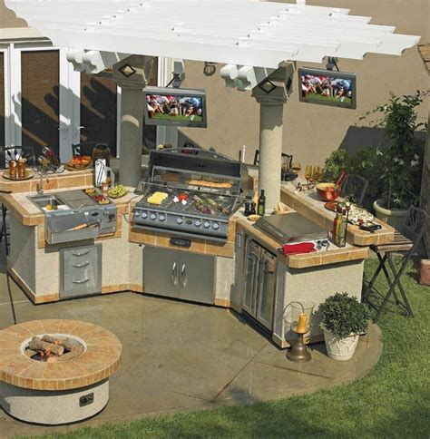Backyard Bbq Kits Best 25 Bbq Island Kits Ideas On Outdoor