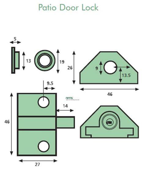 Era Patio Door Lock Child Safety Door And Window Security Lock Patio Door Lock Home Design Idea